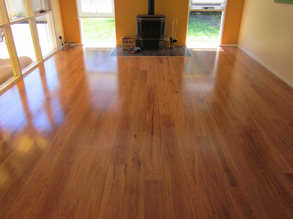 Laminate Blackbutt Colonial Gallery